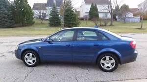 2004 Audi A4 Turbo. 1.8L. 4 cyl. Automatic.  ------->>>>> $ 3900