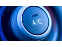 Aircon regas, recharge mobile. West Midlands. We offer a mobile regas service for £35