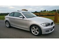 2008 BMW 120 D SPORT ONLY 15000 MILES