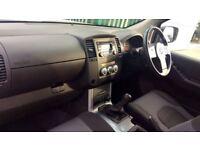 NISSAN NAVARA Double Cab Pick Up Acenta 2.5dCi 190 4WD (white) 2015