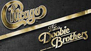 Color your world on the floor w/CHICAGO & THE DOOBIE BROTHERS