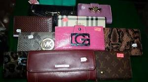 Designer Wallets, Handbags & purses $5 +up