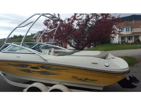 Used 2007 Sea Ray Boats 205 Sport