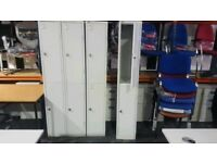 2 drawer lockers available 10 available