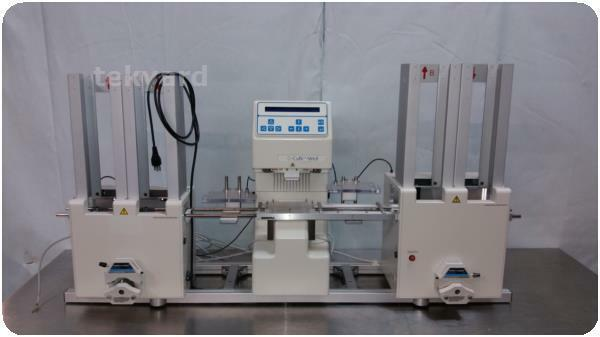 CYBIO CYBI-WELL 96  AUTOMATED SIMULtANEOUS MICROPLATE PIPETTOR ! (220815)