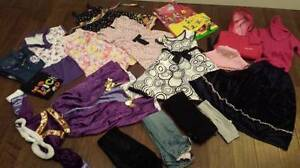 Girls Clothing lot Size 4 to 7