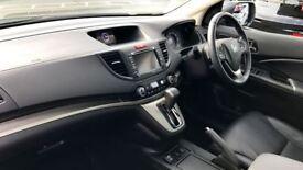HONDA CR-V 2.2 i-DTEC EX 5dr Auto (black) 2015