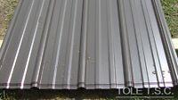 TôleTSC vente de panneaux de polycarbonate TOLE