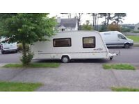 bailey pageant moselle 5 Series 2007 4 berth