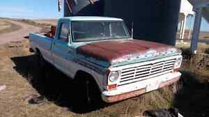 Looking  for parts for my 1967 f100 truck