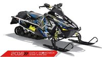 2016 Polaris 800 SWITCHBACK ASSAULT TD SERIES LE ES