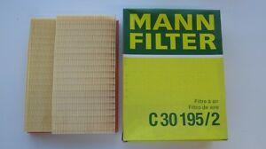 Mecredes-Benz C220 ML55 AMG 1994-2005 MANN Air Filter 6040941404