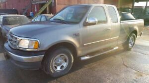 2002 f150 xlt
