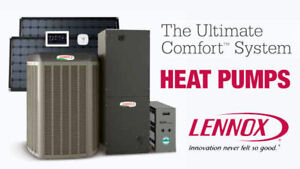 Discount Heat Pumps Available for a Limited Time