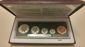 RCM 90th Anniversary Coin Set Proof Finish