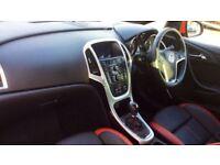 VAUXHALL ASTRA GTC 2.0 CDTi 16V Bi-Turbo 3dr (red) 2014