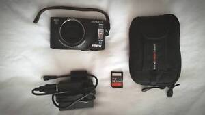 Nikon digital camera & 4GB storage disk - $100
