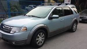 2008 Ford Taurus X Limited SUV All-wheel drive Fully Loaded dvd