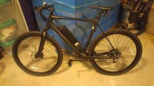 Carbon Fibre Electric Bicycle