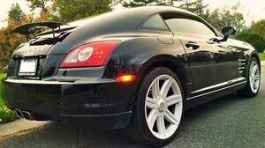 Chrysler Crossfire Coupe (Mercedes SLK)