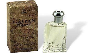"""Chopard - """"Casran"""" Parfum Miniatur Flakon 5ml EdT Eau de Toilette mit Box"""