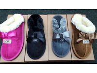 Ladies UGG slippers for sale 3-8....