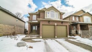 A Modern Home Fully Up Graded Home Backing Onto A Private Greenb