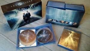 X-Files for Xmas (Blu-Ray DVDs)