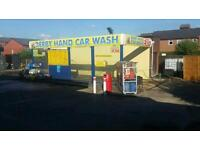 Derby hand car wash for sale!
