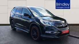 HONDA CR-V 2.0 i-VTEC Black Edition 5dr (white) 2017