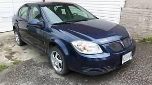2008 Pontiac G5 Base Sedan