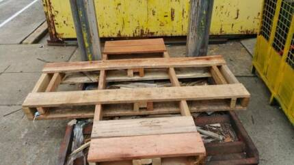Free pallets - Heavy duty - roughly 250 a month - cross-shaped Arndell Park Blacktown Area Preview