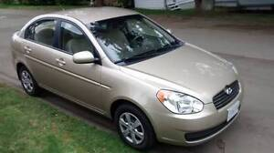 2010 Hyundai Accent like new sell or trade for import pick up
