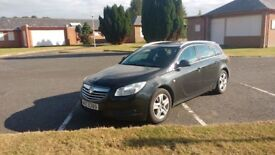 2011 vauxhall insignia estate