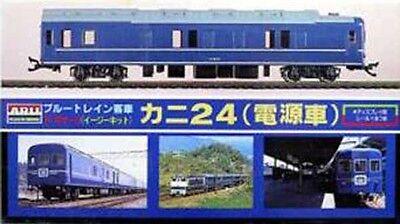 704011 micro ace ho gauge blue train