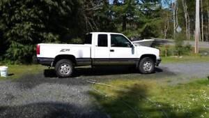 '98 GMC Sierra Truck