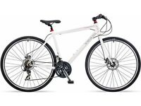 "Viking Notting Hill 18"" 21 Speed Mens - Hybrid Bike - Like New"