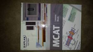 MCAT study text books
