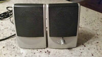 Computer Speakers - In Good Condition, Must Sell Fast !!