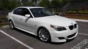 BMW 550I M-SPORT 060,000 KMS EXECUTIVE COLD WEATHER*