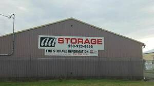 AA Storage Campbell River Comox Valley Area image 1