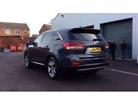 KIA SORENTO 2.2 CRDi KX-4 5dr Auto (unknown) 2015