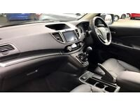 HONDA CR-V 1.6 i-DTEC Black Edition 5dr (black) 2017