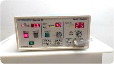 Dyonics Smith Nephew Access 40 7205832 Insufflator 241777