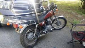 1984 honda cm250c