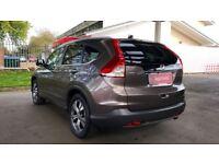 HONDA CR-V 2.0 i-VTEC SR 5dr Auto (grey) 2014