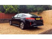 KIA OPTIMA 2.0 GDi PHEV 4dr Auto (black) 2017
