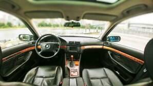 2002 BMW 525I, only 111 orig k