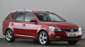 Kia Ceed 1.6 CRDi 2 Turbo Diesel - 5 Dr Estate - 6 Speed Manual - 2011 (61)