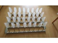 IKEA - Pullout shoe rack (unused, as new)